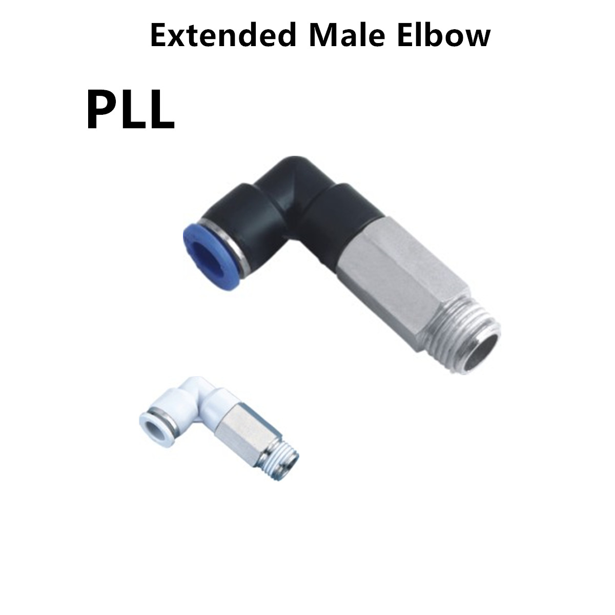 Extended Male Elbow